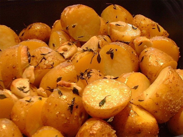 Приготовление блюд из картофеля