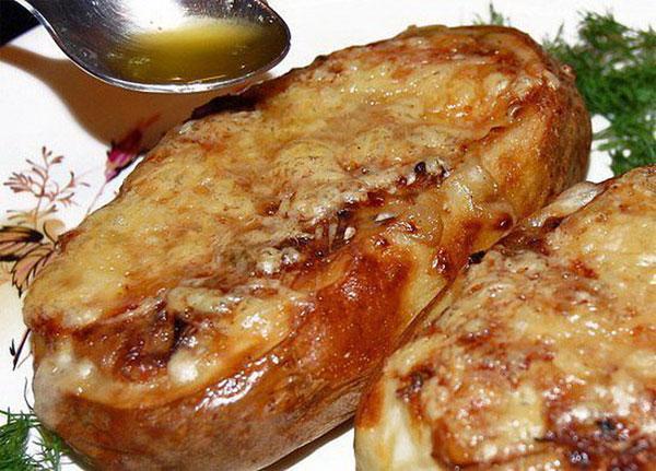 Рецепт жульена из картофеля