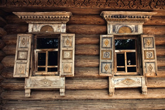 Важный элемент дома - окно