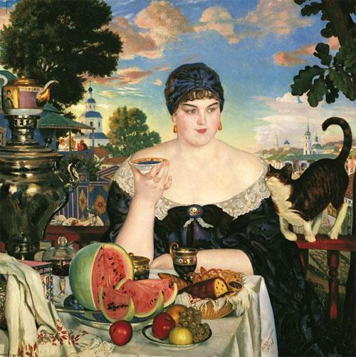 Русская культура чаепития