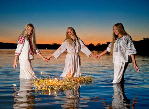 Праздник Ивана Купала - живая вода