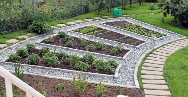 100 лучших идей: красивые садовые