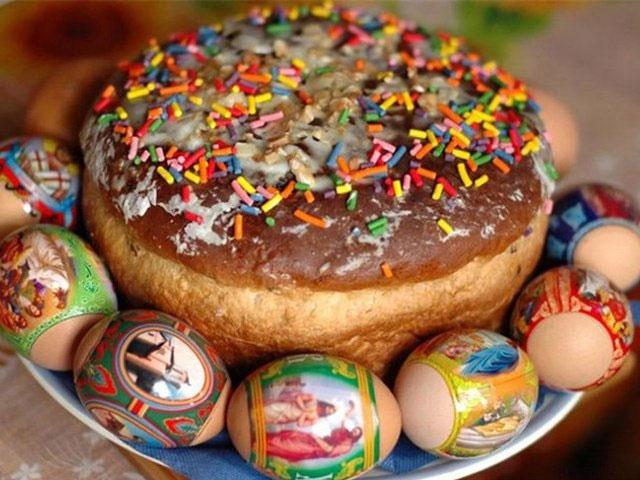 Праздник пасхи - традиции