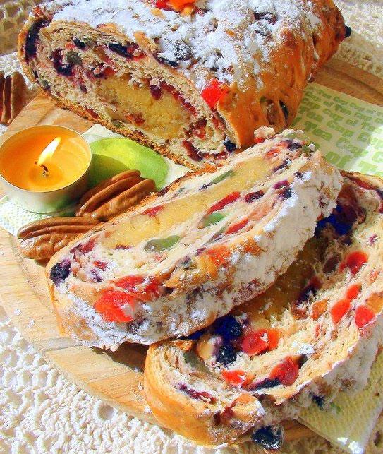 Пасхальных хлеб