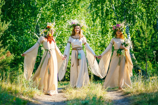 Травы на Ивана Купала - сбор магических растений