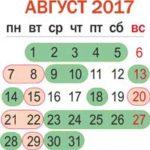 Лунный посадочный календарь садовода и огородника на август 2017
