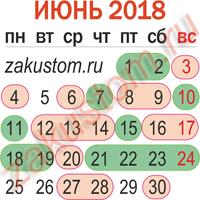 Лунный календарь 2018 на июнь для садовода, огородника и цветовода