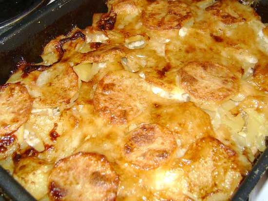 Запекаем свинину с грибами и картофелем - пошаговый рецепт с фото