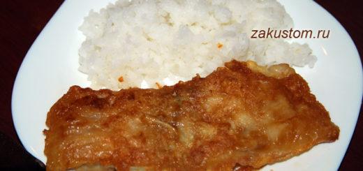 Жареный пангасиус - вкусная и полезная рыба