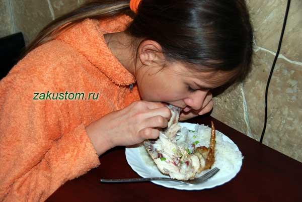 Рецепт вкусной и нежной курочки с хрустящей корочкой
