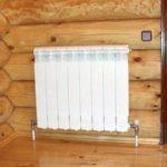 Батарея - радиатор отопления для дома