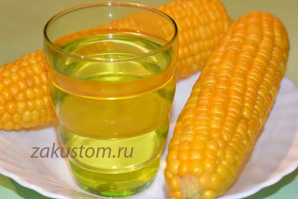 Кукурузный отвар