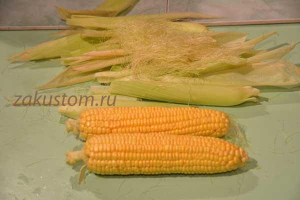 Как вкусно и быстро приготовить кукурузу