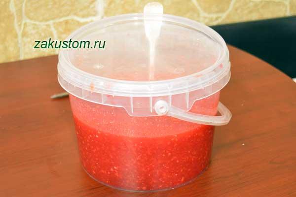 Простой рецепт приготовления ягод калины