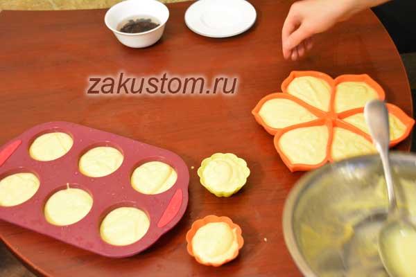 Как приготовить кукурузные кексы