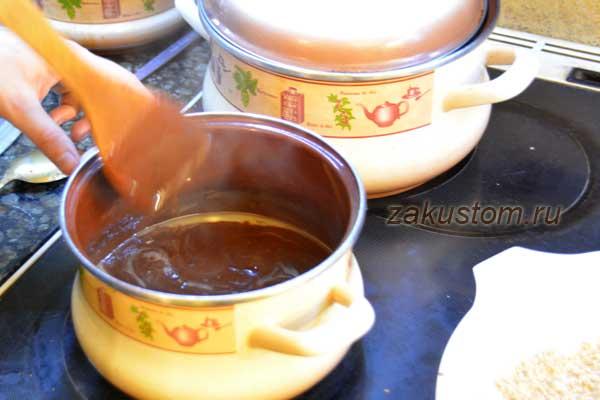 Рецепт приготовления орехово-шоколадной пасты
