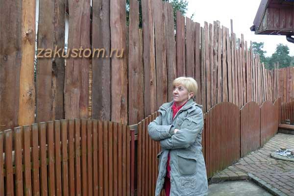 Высокий забор на даче между соседями - как решить разногласия по закону